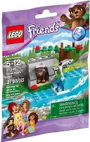 LEGO Friends Brown Bear's River ~ 41046